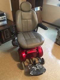 Jet 3 Power Chair