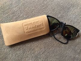 Vuarnet sunglasses and case