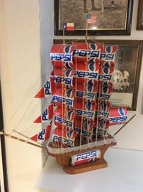 Pepsi Ship