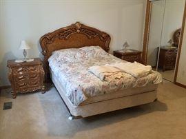 Queen 5pc bedroom set