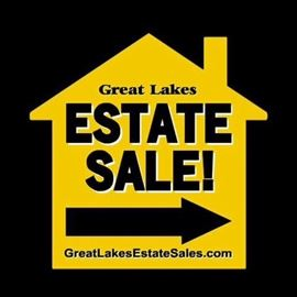 Great Lakes Estate Sale! ~ Maumee!