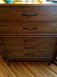 Also A Matching 5 Drawer Chest...