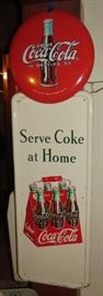 Here is the second Coca Cola sign dated 1947