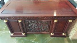 Solid Rosewood Desk