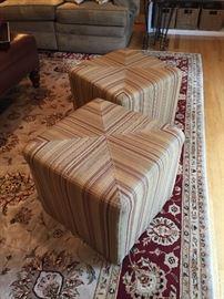 Walter E Smithe rolling cubes