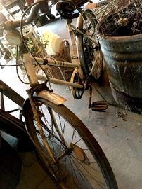 Nice Vintage Bike...