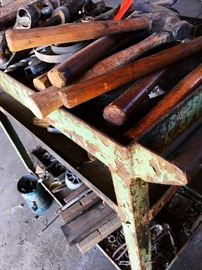 All Kinds of Old Tools...U.S.A.