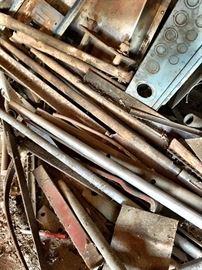 We Have Lot's of Scrap Metal For You Scrap'n Scrapers!...