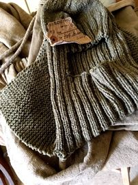 Pretty Neat WWI Duffel Bag and Hat...