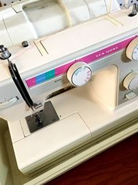 Portable sewing Machine...
