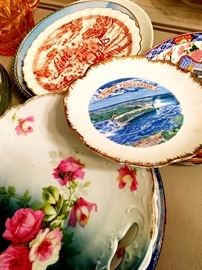 Painted Plates (my fave)...