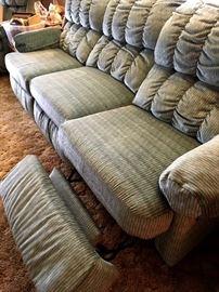 AND A Matching La-Z-Boy Reclining Sofa...