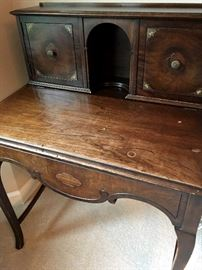 The Story Behind This Writing Desk Is Heartwarming...It Really Needs To Go To A Special Home...Yours?...