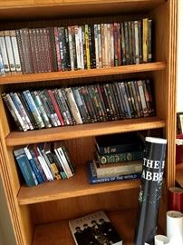 Movies...and Bookcases...