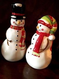 Some Adorable Christmas Pieces...Even Some Spode!...