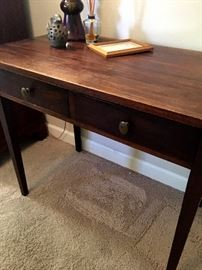 A Writing Desk!...