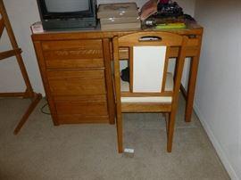2nd desk