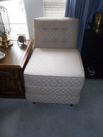 C1970s Side Chair 1 0f 2