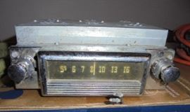 Antique/Vintage Auto Radio?