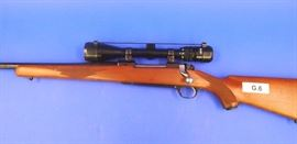 (G.6) Ruger M-77 Mark II 30-06, with Swift Scope