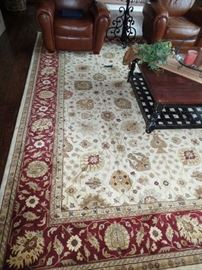 Area rug 9x 12