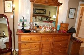 furniture pine dresser
