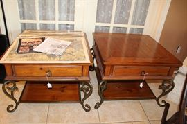 furniture pine side tables
