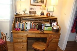furniture roll top desk