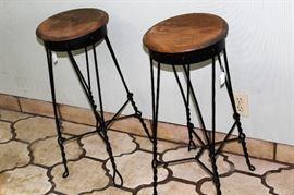 furniture ice cream bistro stools