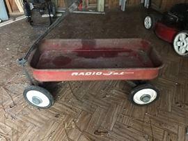 Radio Jet Wagon