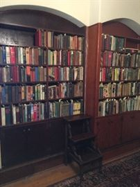 Collection of First Edition books, many signed