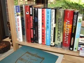 autographed books & sets