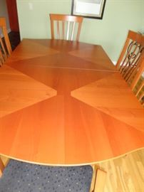 Beautiful teak dining table
