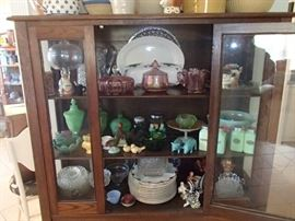 Collectibles , glassware