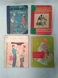 4 Vintage Children's Books https://www.ctbids.com/#!/description/share/13226