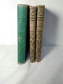 3 Vintage Bobbsey Twins Books by Laura Lee Hope  https://www.ctbids.com/#!/description/share/13225