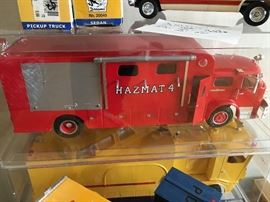 HAZMAT custom model