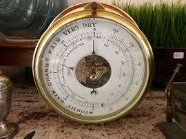 Schatz Maritime / Nautical Barometer