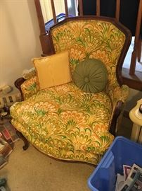 vintage chair; 2 available