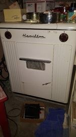 1940's Clothes Dryer by Hamilton