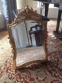 LaBarge mirror measures 25 x 16 - $250