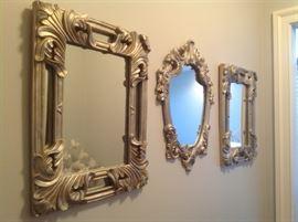 3 mirrors - $20 each