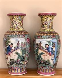 Antique Chinese Vases