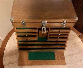 Gerstner machinist tool chest. Like new