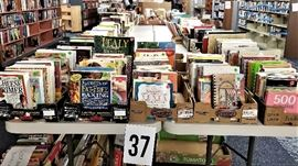 THOUSANDS & THOUSANDS OF COOKBOOKS!!!!!