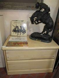 Remington Bronze - nice reproduction