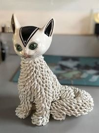 Meow! One of thousands of cat collectibles!