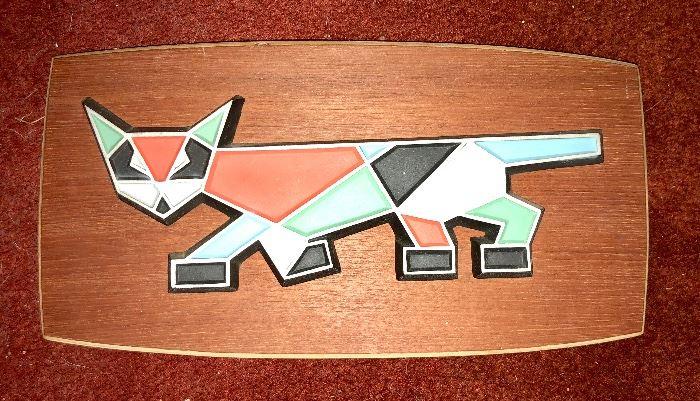 Arne Basse, Denmark -- sly fox