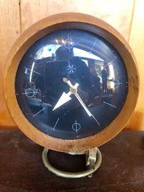 Howard Miller clock, MCM