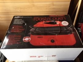 New in Box Nesco Roaster Oven.